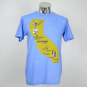 Image of CALIFORNIA TEE/TANK