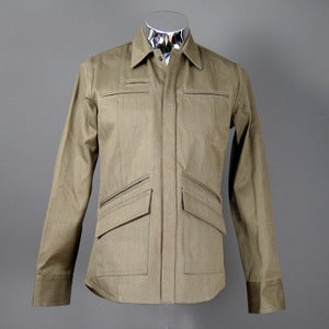 Image of POCKET JACKET FOR MEN