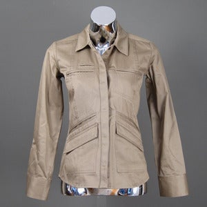 Image of POCKET JACKET FOR WOMEN