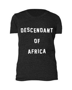 Image of Descendant of Africa