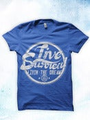 "Image of ""Livin The Dream"" (Slim Fit Tee)"