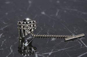 Image of Eolian Talent Pipes Tie Tack