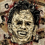Image of Texas Chainsaw Massacre 18x24