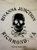 "Image of White ""Rivanna Junction"" T-Shirt"