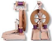 Image of Ashford Kiwi 2 DT Spinning Wheel