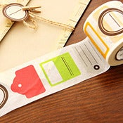 Image of mTape EX Bureau Washi Tape