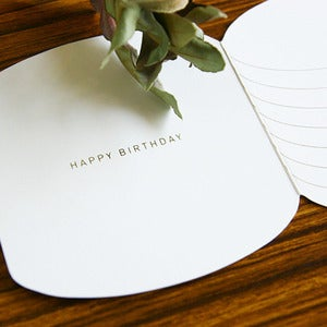 Image of MMMG Birthday Present Card