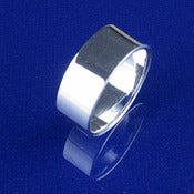 Solid Sterling Silver Ring_1149