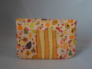 Image of Fruit Zipper Pouch