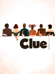 Image of Clue Poster