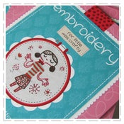 Image of Embroidery Book for Little Miss Crafty