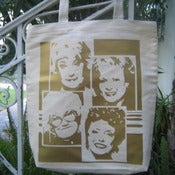 Image of Golden Girls Tote Bag