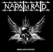 Image of Napalm Raid-Mindless Nation 12""