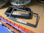 Image of Rotiform - US spec license plate frame