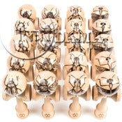 Image of Kendama USA Customs - Sourmash Illustrated Series - Insect Invasion