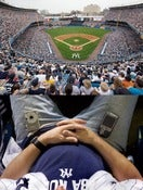 Image of Yankee Fan - YankeeStadium,Bronx,NY