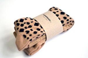 Image of popupshop | leopard print tights