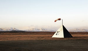 Image of Flúðir airfield - Iceland