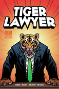 Image of Tiger Lawyer #2 - Deluxe Print Edition 