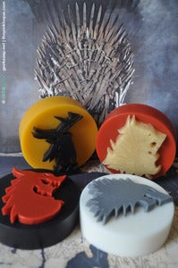 Image of Game of Foams GEEKSOAP