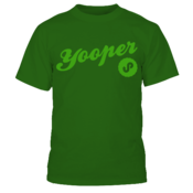Yooper Shirt - Green
