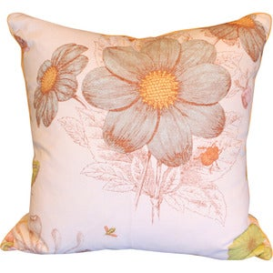 Image of Botanical Pillow