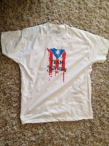 Image of Team Boricua- Legend Series T-Shirt