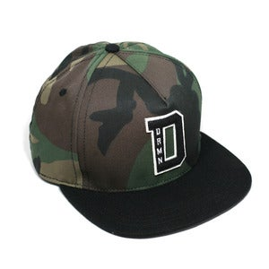 "Image of ""Varsity"" Cap - Forest"