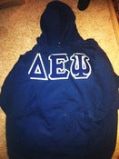 Image of DEPsi Hooded Sweatshirt - Navy