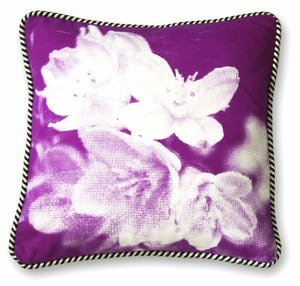 Image of 'Secret Garden' Cushion