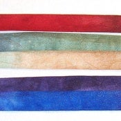"Image of Hand Dyed 1/2"" (13mm) Silk Ribbon"