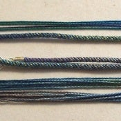 Image of Hand Dyed Silk Yarn