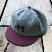Image of Grey HBBC hat