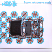 Image of John Armleder & Team404 - Frozen Microwave Music CD (Villa Magica)