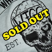 Image of SOLD OUT: Zombie Crunk on Ash Grey/Sea Foam