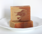 Image of Exotic Amber Natural Goat's Milk Soap With Shea Butter