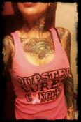 Image of DubstepCuresCancer Tank Tops (Ladies)