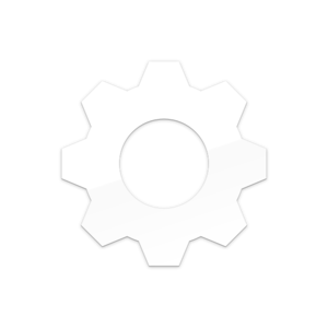 Image of Cog Decal