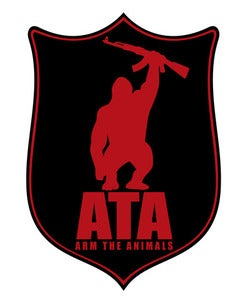 Image of Accessory | ATA Shield Logo | Sticker