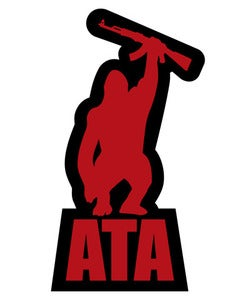 Image of Accessory | ATA Gorilla Logo | Sticker