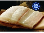 Image of 5 lb or 10 lb Base Order:: just frozen Gulf of Alaska Halibut -  portioned fillet