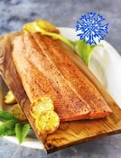 Image of Add On:: just frozen Copper River Sockeye Salmon - whole fillet - sold by each