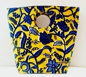 Image of Toffee Tote (yellow)