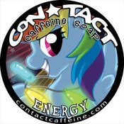 Image of MLP: Rainbow Dash - Grapefruit, Lemon, Lime, Cucumber, Jasmine, Pineapple, Blackberry, Champagne
