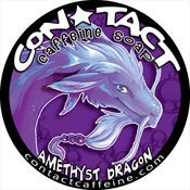 Image of Soap: Amethyst Dragon - Black Amber, Lavender