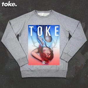 Image of Toke - Girl - Sweatshirt