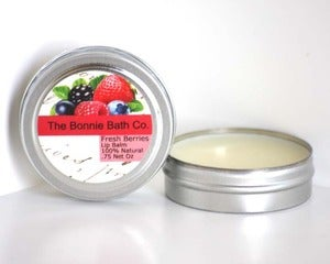 Image of Fresh Berries All Natural Lip Balm