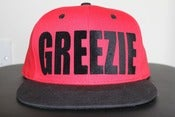 Image of Snapback - Red & Black
