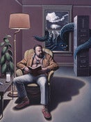"Image of Bellows Print ""Philip K. Dick"" - large"