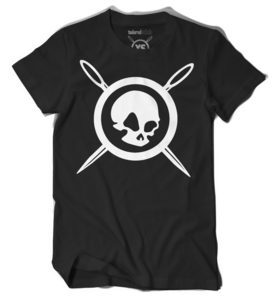 SKULL &amp; NEEDLES (Black)